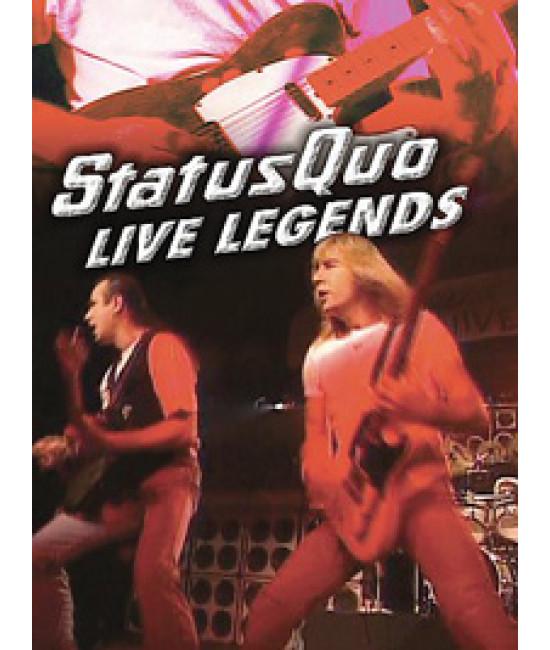 Status Quo - Live Legends The Anniversary Waltz [DVD]