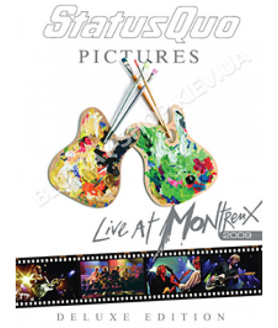 Status Quo - Pictures: Live At Montreux [DVD]