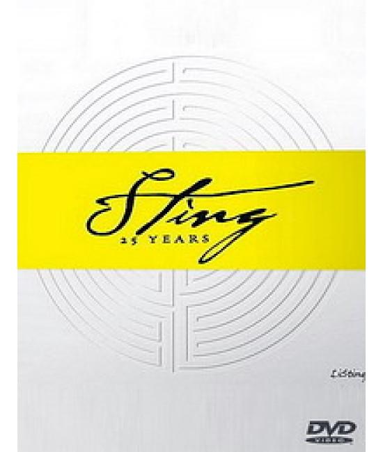 Sting - 25 Years [DVD]
