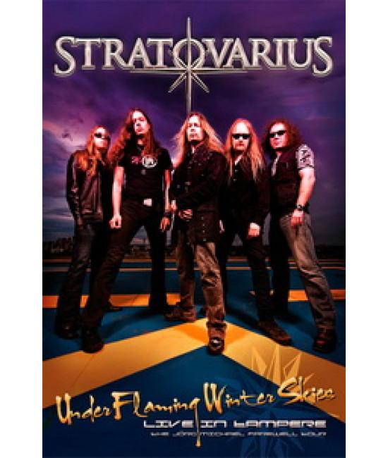 Stratovarius - Under Flaming Winter Skies - Live In Tampere [DVD