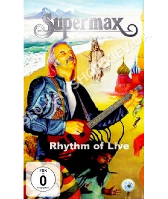 Supermax - Rhythm Of Live [DVD]