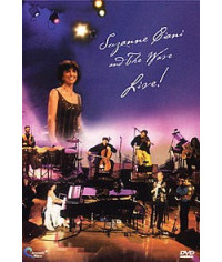 Suzanne Ciani And The Wave - Live! (1998) [DVD]
