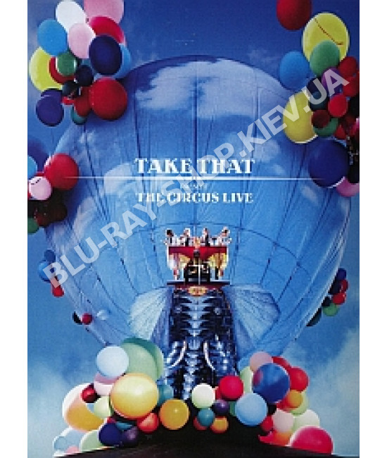 Take That - The Circus Live [2 DVD]