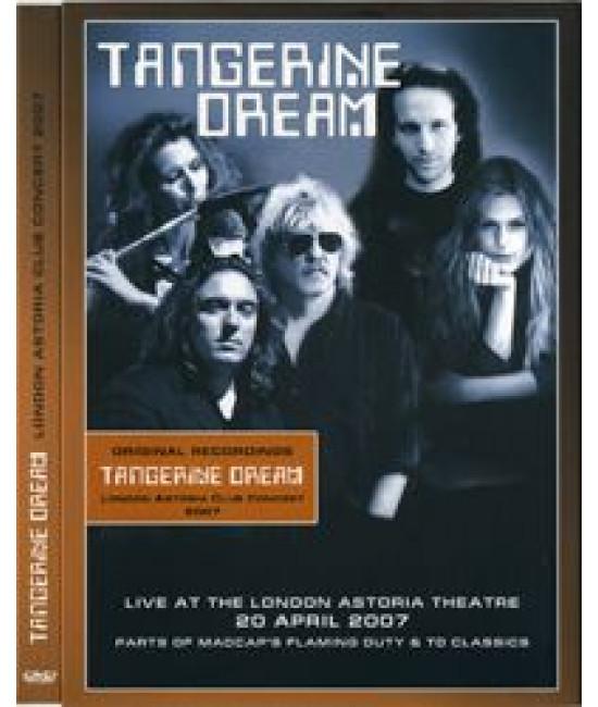 Tangerine Dream - London Astoria Club Concert [DVD]