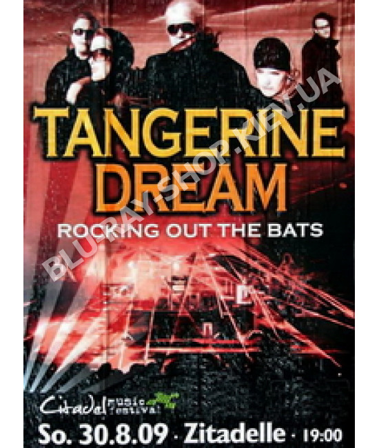 Tangerine Dream - Rocking out the bats [DVD]