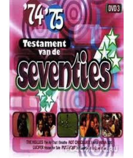 Testament Van De Seventies 1970-1979 [5 DVD]