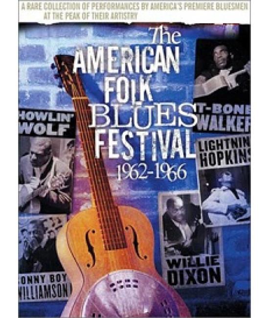 The American Folk Blues Festival (1962-1969) [3 DVD]