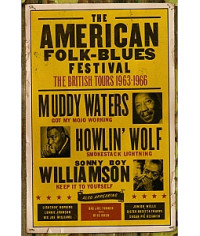 The American Folk Blues Festival - The British Tours (1963-1966)