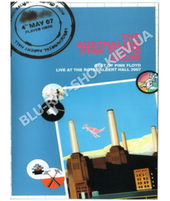 The Australian Pink Floyd Show: Best of Pink Floyd - Live at the