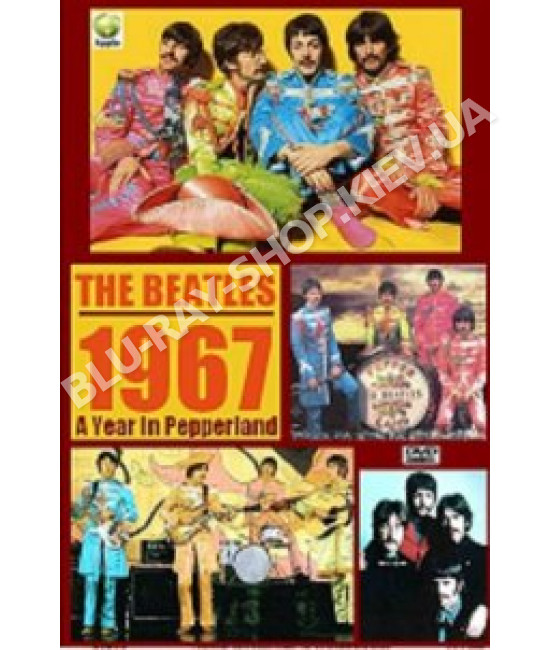 The Beatles - 1967. Year In Pepperland [DVD]