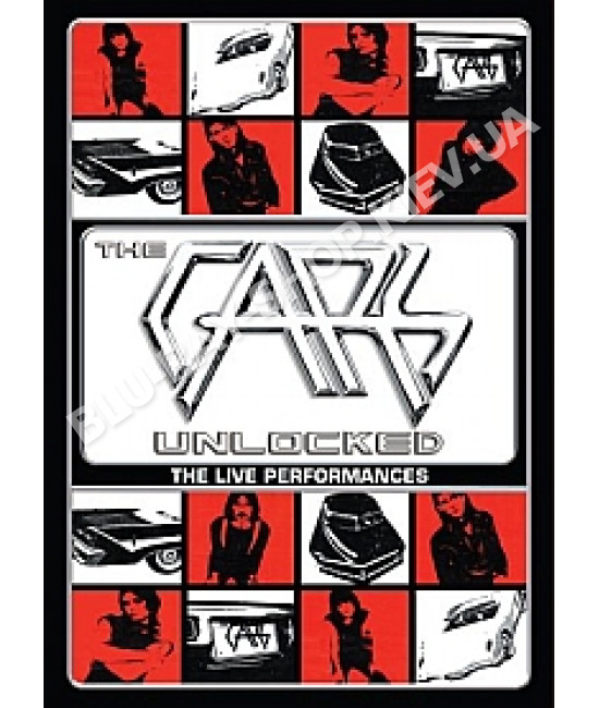 The Cars Unlocked - The Live Performances [DVD]