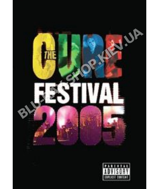 The Cure - Festival 2005 [DVD]