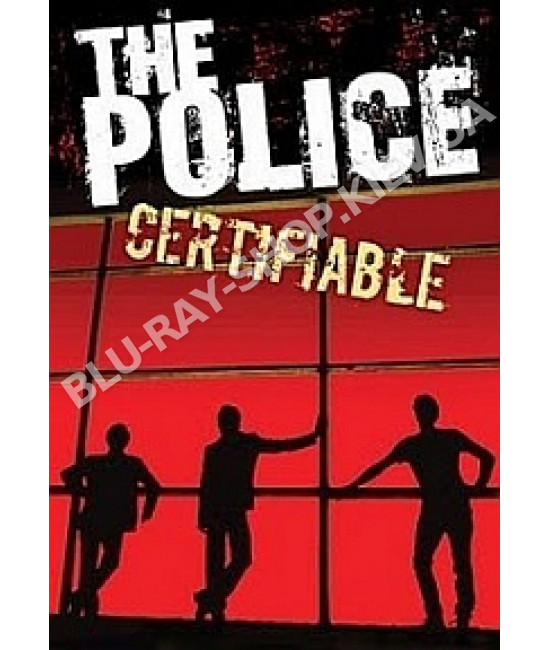 The Police - Certifiable (Live in Buenos Aires) [2 DVD]