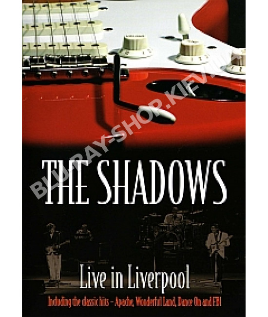 The Shadows - Live in Liverpool [DVD]