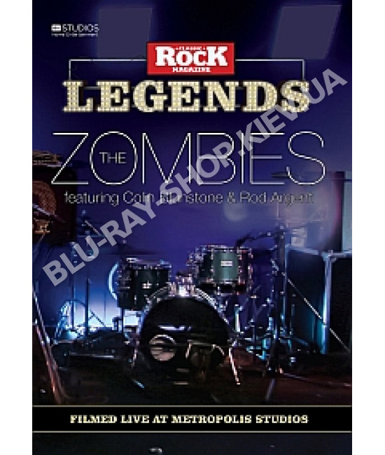 The Zombies - Classic Rock Legends [DVD]