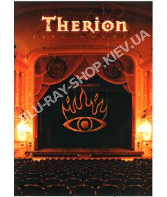 Therion - Live Gothic (2007) [DVD]