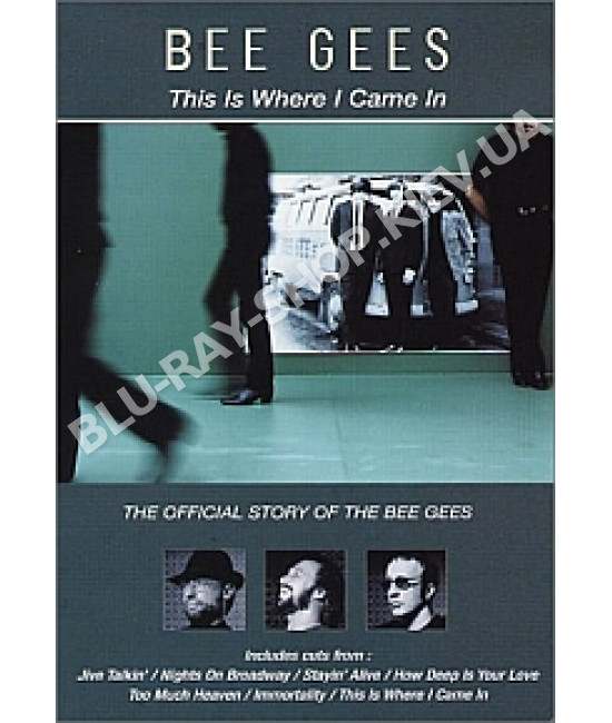 This Is Where I Came In - The Official Story of the Bee Gees [DV