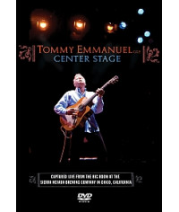 Tommy Emmanuel - Center Stage [DVD]