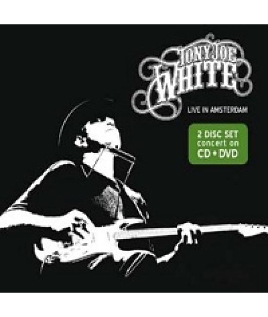 Tony Joe White - Live In Amsterdam (2008) [DVD]
