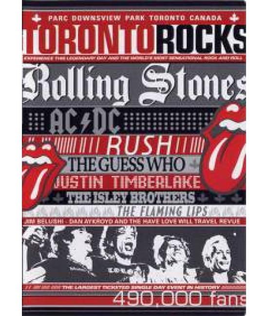 Toronto Rocks [DVD]