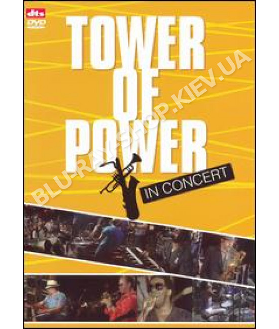 Tower Of Power - In Concert [DVD]