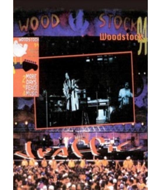 Traffic - Live at Woodstock [DVD]