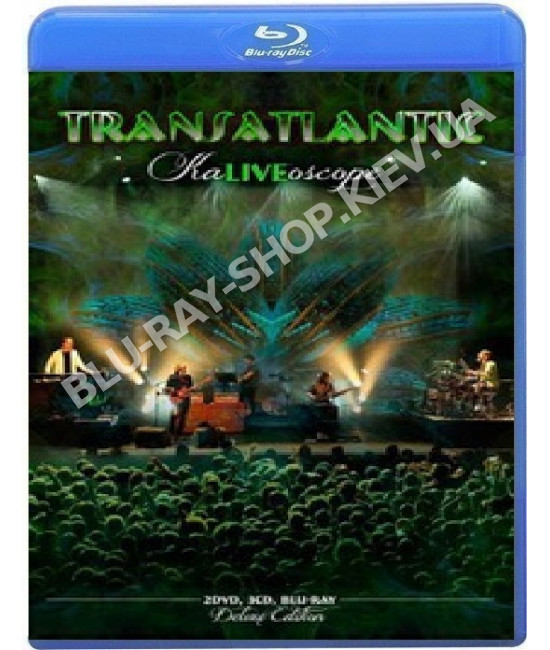 Transatlantic - KaLiVEoscope (Limited Deluxe) [Blu-ray]