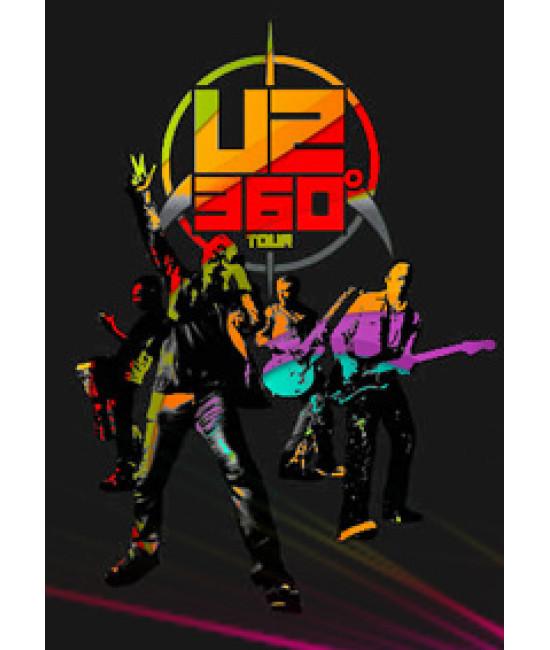 U2 - 360° At The Rose Bowl [DVD]