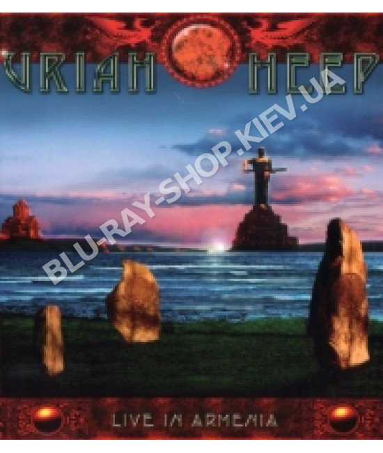 Uriah Heep - Live In Armenia [DVD]