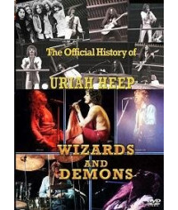 Uriah Heep / Wizards And Demons - The Official History [4 DVD]