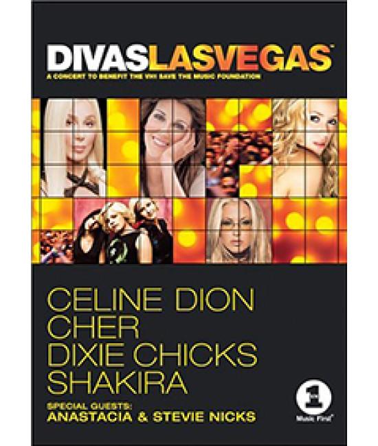 VH1 Divas Las Vegas [DVD]