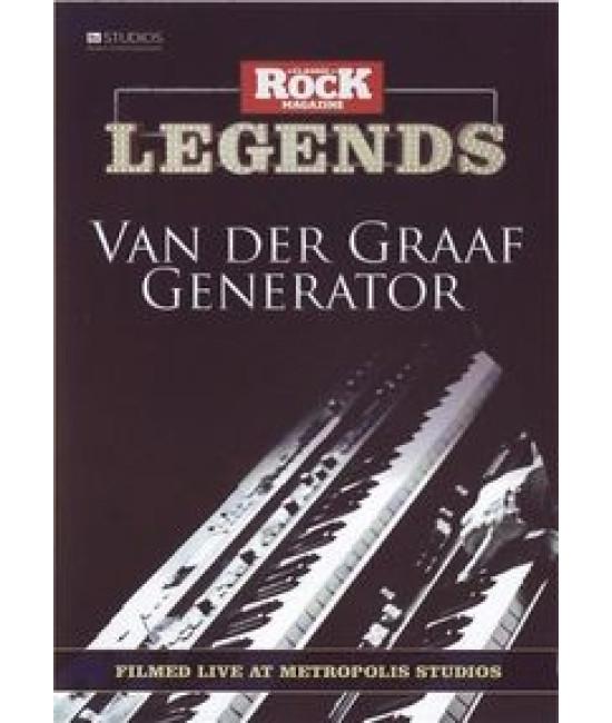 Van Der Graaf Generator - Classic Rock Legends [DVD]