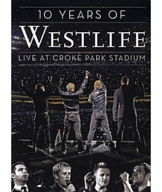 Westlife - Live at Croke Park [DVD]