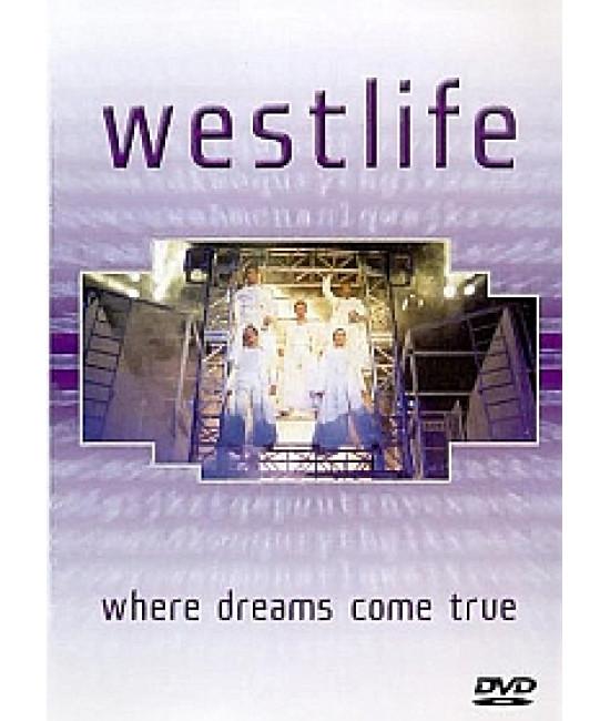 Westlife - Where Dreams Come True [DVD]