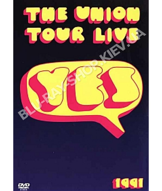 Yes - The Union Tour Live [DVD]