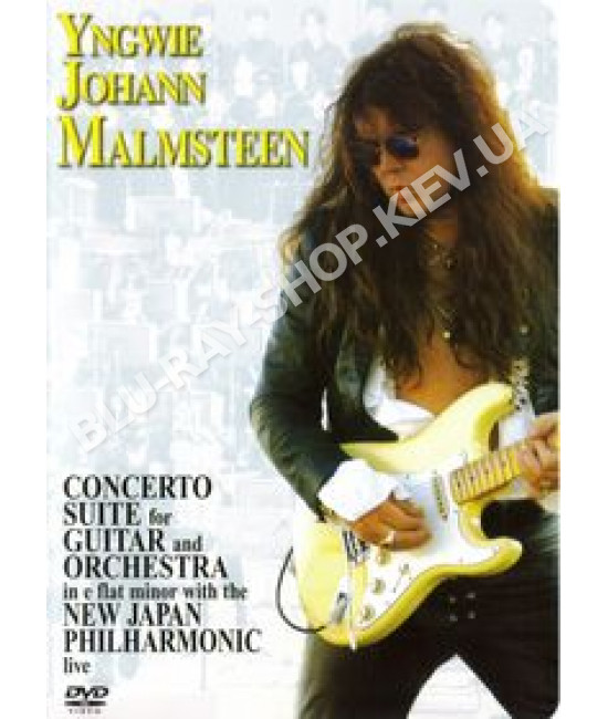 Yngwie Johann Malmsteen - Concerto Suite for Electric Guitar and