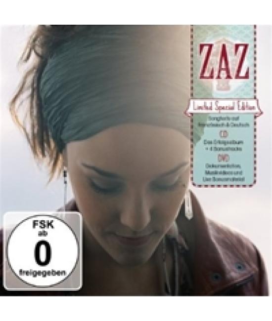 Zaz - Zaz [DVD]