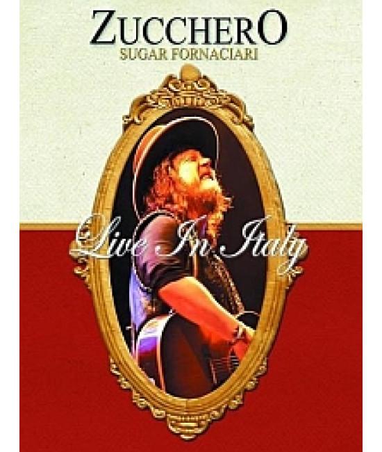 Zucchero Sugar Fornaciari - Live in Italy [2 DVD]