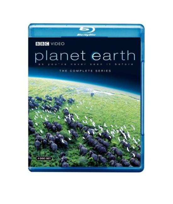 BBC: Планета Земля [4 Blu-ray]
