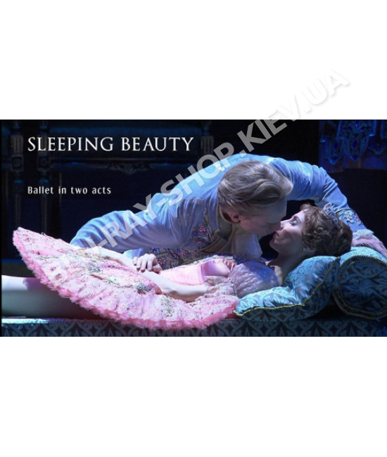Bolshoi Ballet: The Sleeping Beauty [Blu-Ray]