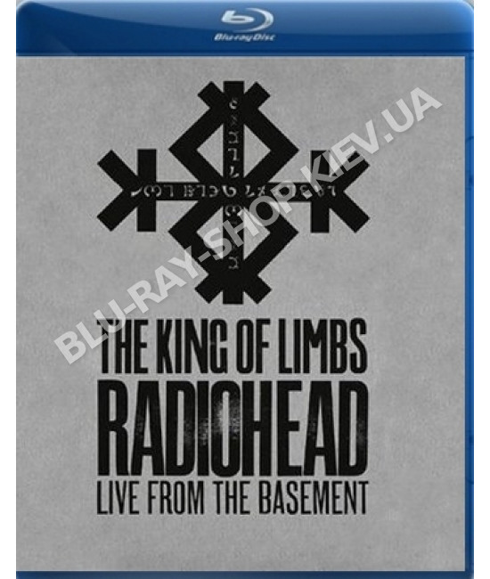 Radiohead: The King of Limbs - Live From the Basement [Blu-Ray]