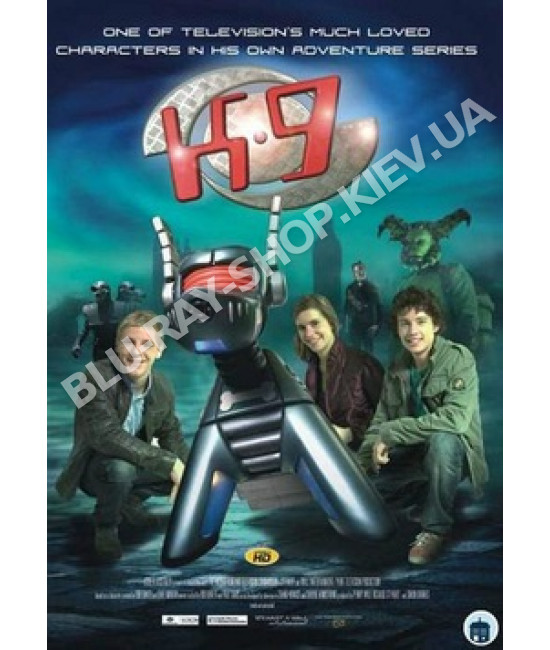 К-9 (1 сезон) [1 DVD]