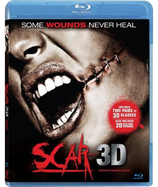 Шрам [3D Blu-Ray]