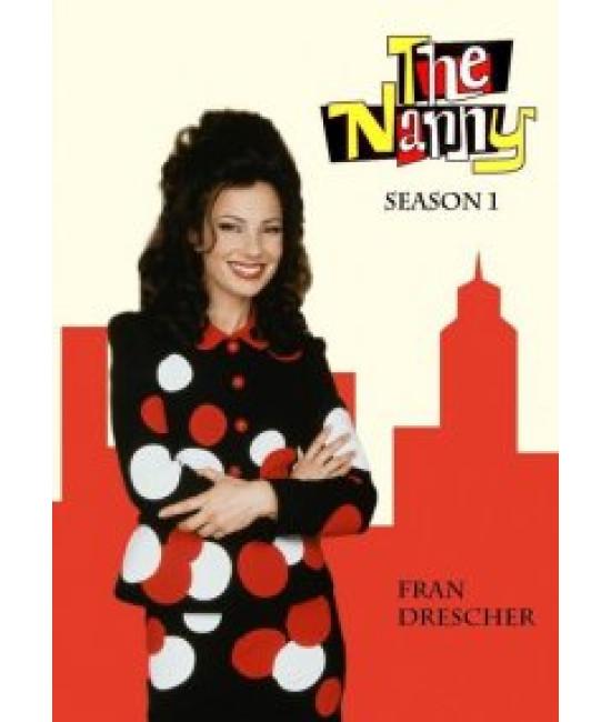 Няня (1-3 сезоны) [2 DVD]