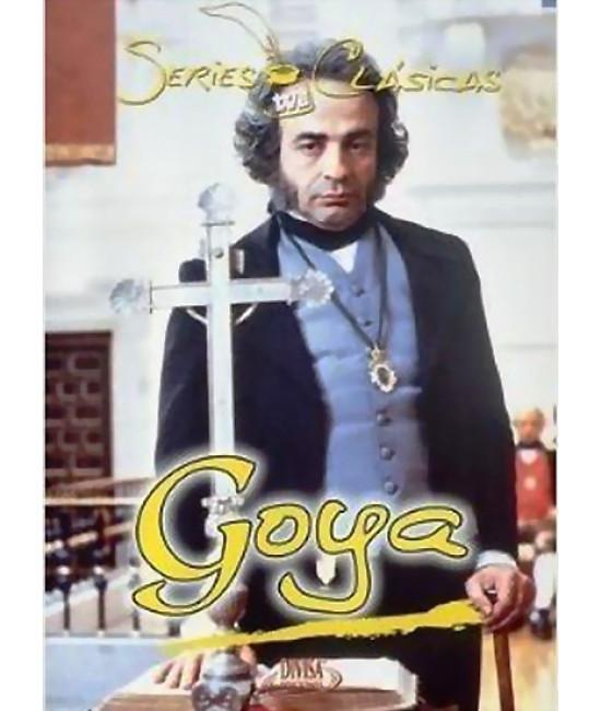 Гойя [1 DVD]
