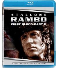 Рэмбо 2 [Blu-ray]