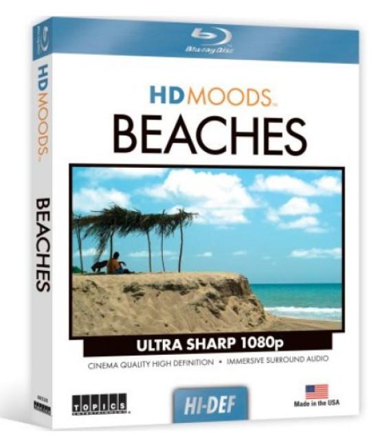 Пляжи [Blu-ray]