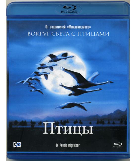 Птицы [Blu-ray]