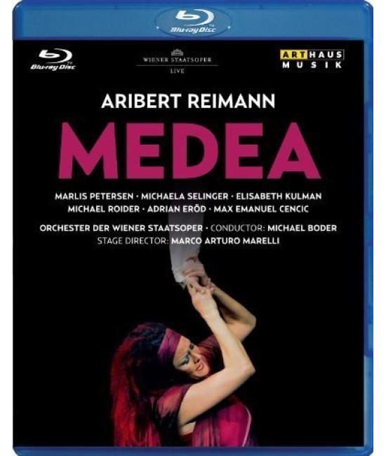 Медея [Blu-ray]