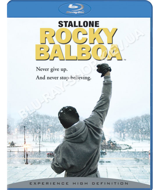 Рокки 6 [Blu-ray]